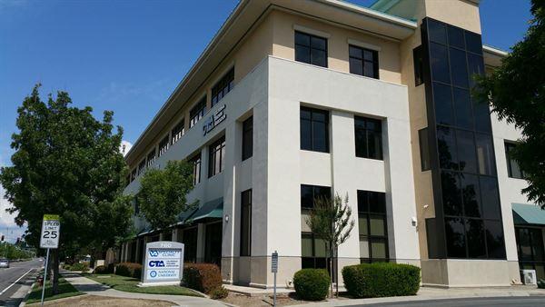 National University - Redding Campus