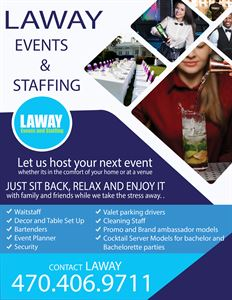 Laway Events and Staffing
