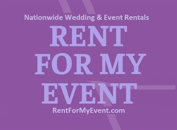 Party Equipment Rentals in Killeen, TX for Weddings and