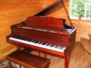 Alexander's Piano