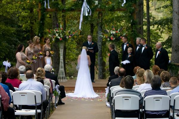 Burnt Pine Weddings and Special Events