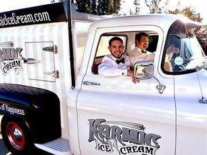 Karmic Ice Cream Trucks