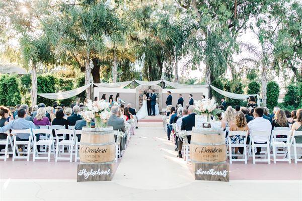 Wedgewood Weddings Pacific View Tower Club