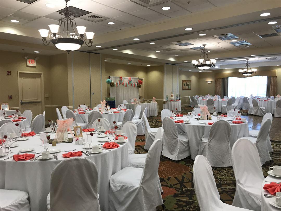 Hilton Garden Inn Buffalo Airport Buffalo Ny Wedding Venue