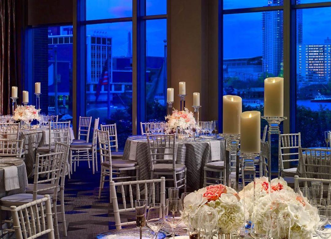 Royal Sonesta Hotel Boston Cambridge Ma Wedding Venue