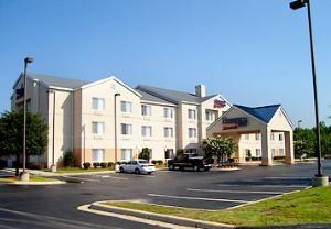 Fairfield Inn Fayetteville I-95