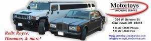 A Motortoys Limousine Service