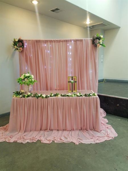 Party Equipment Rentals In Stockton Ca For Weddings And