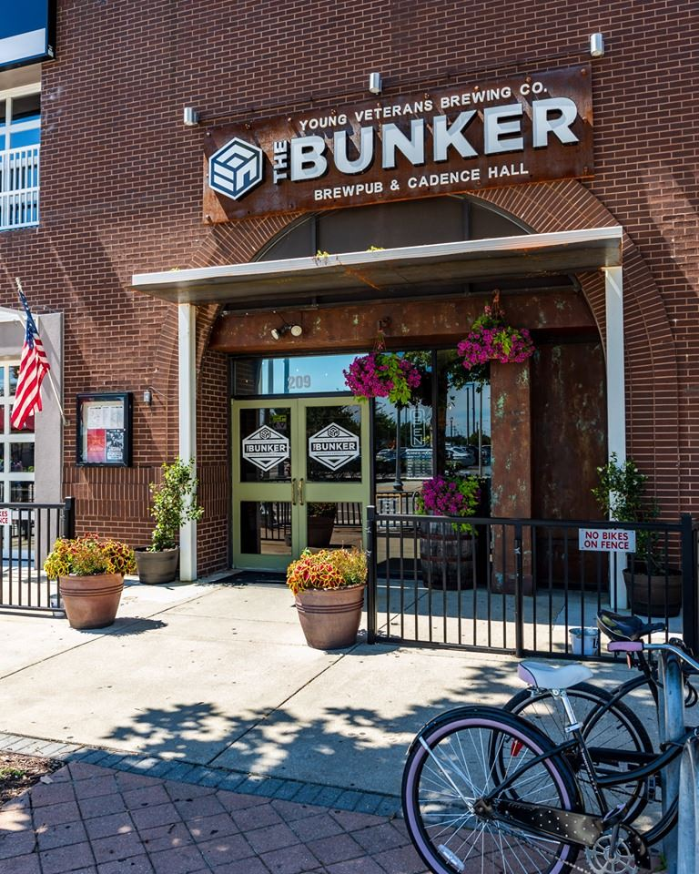 The Bunker Brewpub - Virginia Beach, VA - Party Venue