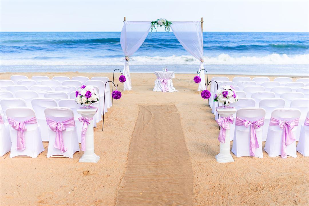 Beach Weddings By Virginia Beach Wedding Company Virginia Beach Va Event Planner