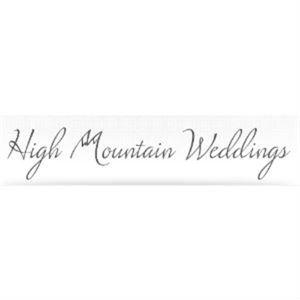 High Mountain Weddings