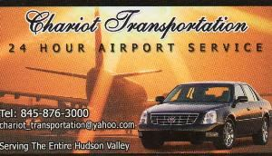 Chariot Airport Transportation & Luxury Sedan Car Service