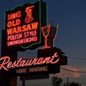 Sawa's Old Warsaw Restaurant