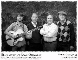 Blue Avenue Jazz Quartet