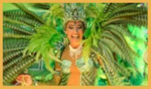 Rio Brasil Samba Shows