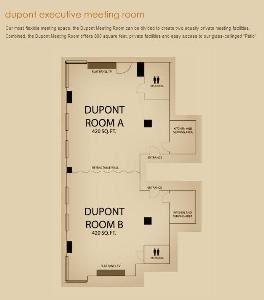 Dupont Executive Meeting Room