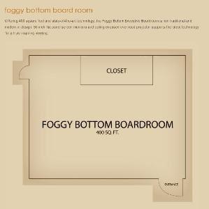 Foggy Bottom Boardroom
