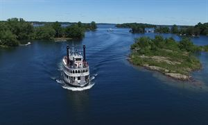 Kingston 1000 Island Cruises and Trolleys