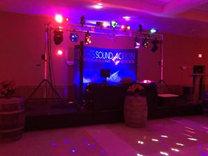 Lights Sound Action Entertainment Services