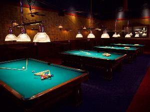 Executive Billiards Room