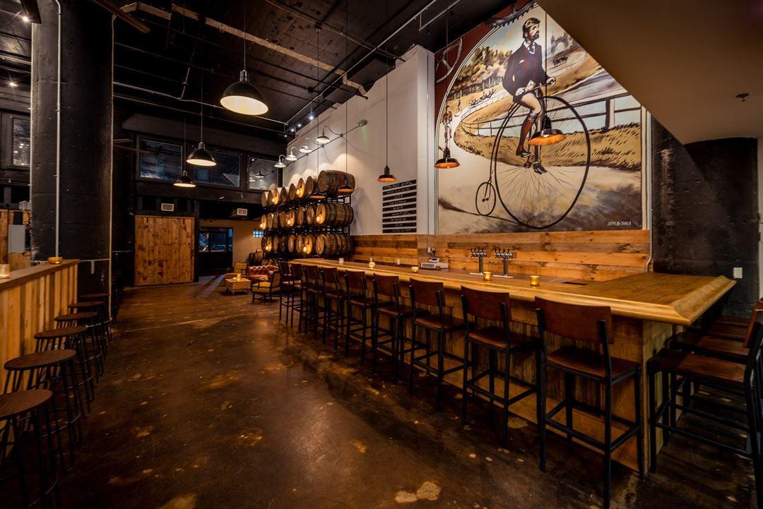 Hog River Brewing Company - Hartford, CT - Party Venue