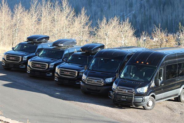 Limos & Shuttles for Weddings & Events – Avon, CO