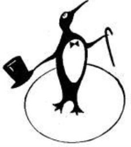 Dancing penguin - photo#28