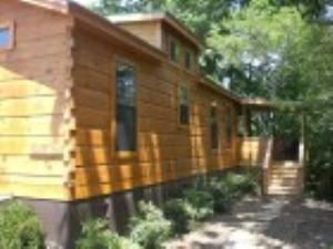 Linville River Log Cabins