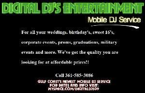 DIGITAL DJ'S ENTERTAINMENT