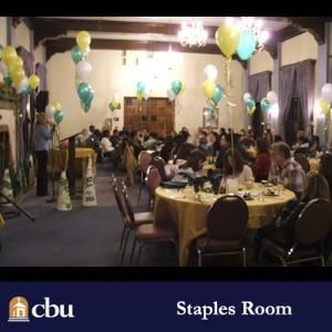 A J  Staples Room
