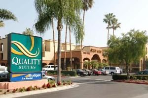 Quality Suites John Wayne Airport