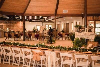 The Rustic Chandelier El Campo Tx Wedding Venue