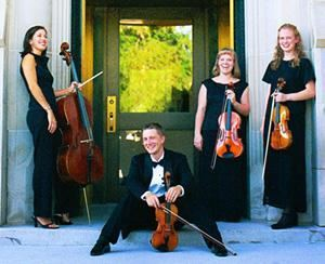 THE DENVER STRING QUARTET