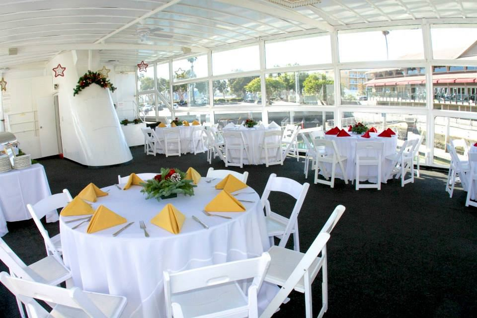Fantasea Yachts Yacht Club Marina Del Rey Ca Wedding Venue