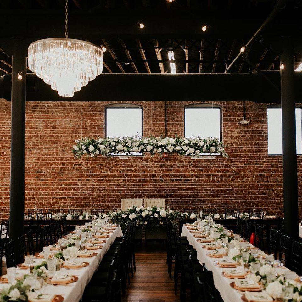 Magnolia Venue Urban Garden Kansas City Mo Wedding Venue