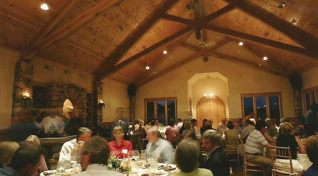 Valhalla Vineyards Roanoke Va Wedding Venue
