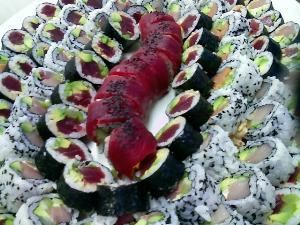 offer sushi-sushi catering in Boston