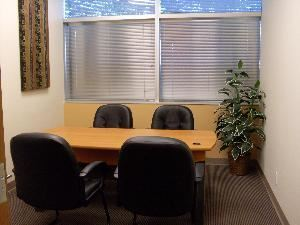 Small Meeting Room - up to 4 people
