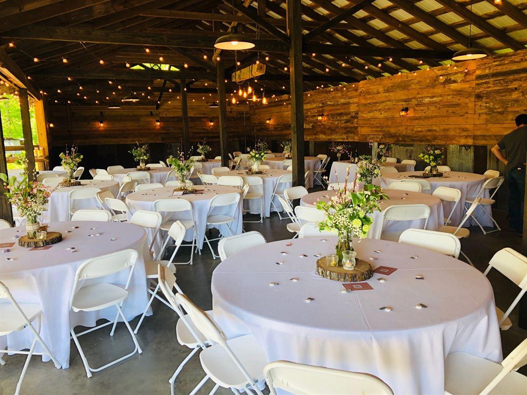 Old Holler Farm Rural Hall Nc Wedding Venue