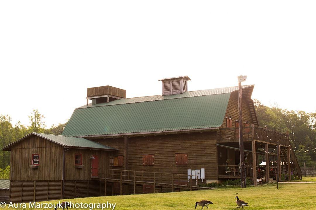Hodgin Valley Farm Pleasant Garden Nc Wedding Venue