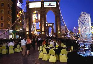 Brooklyn Bridge @ NYNY Hotel/Casino