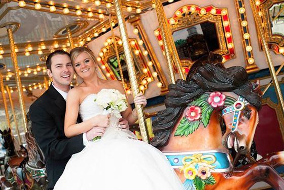 Franklin Square Park Philadelphia Pa Wedding Venue