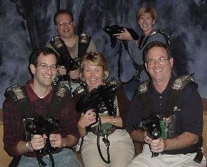 ShadowLand Laser Adventure Center - Springfield/Alexandria