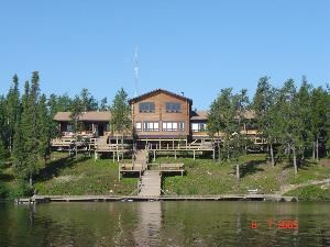 Big sand lake fishing and hunting lodge winnipeg mb for Manitoba fishing lodges