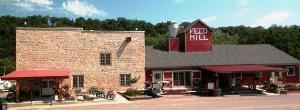 Feed Mill Event Center at Stone Mill Hotel