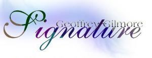 Geoffrey Gilmore Signature