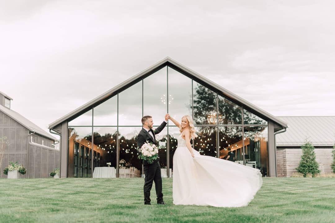 Jorgensen Farms Westerville Oh Wedding Venue