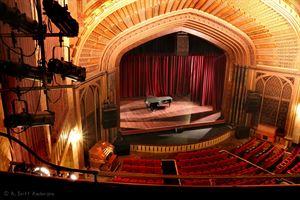 The Historic Elsinore Theatre