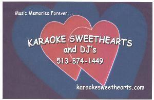 Karaoke Sweethearts & DJs