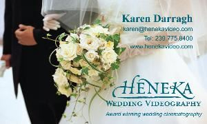 Heneka Wedding Videography